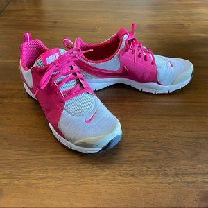 Nike shoes w/ memory foam.